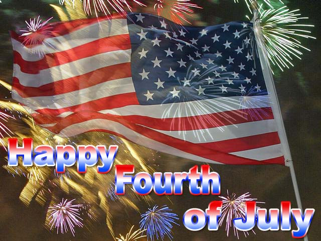 Happy 4th of July Free Images 2016