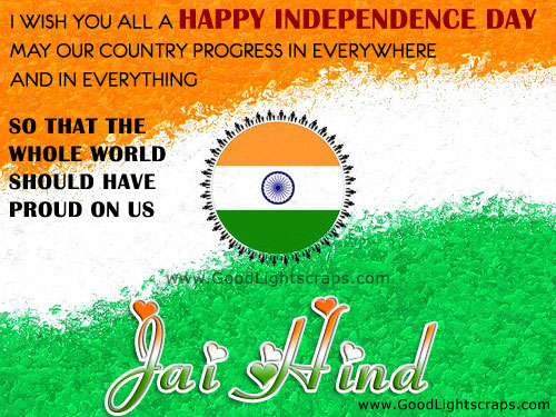 15 August Independence Day Messages