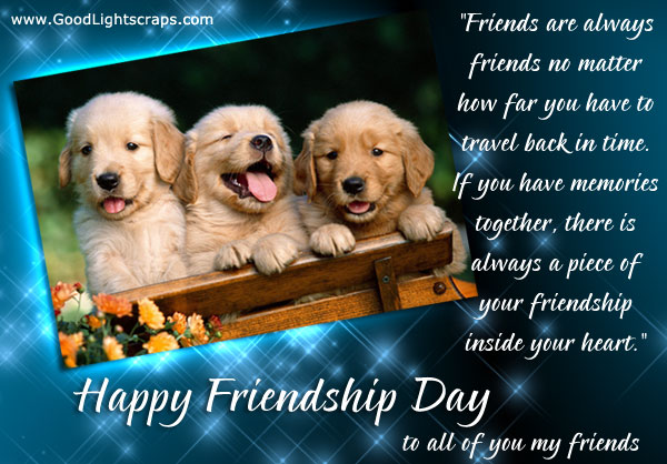 Advance Friendship Day Messages