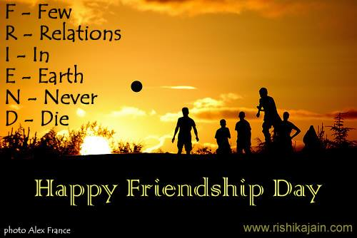 Advance Friendship Day Quotes Pics