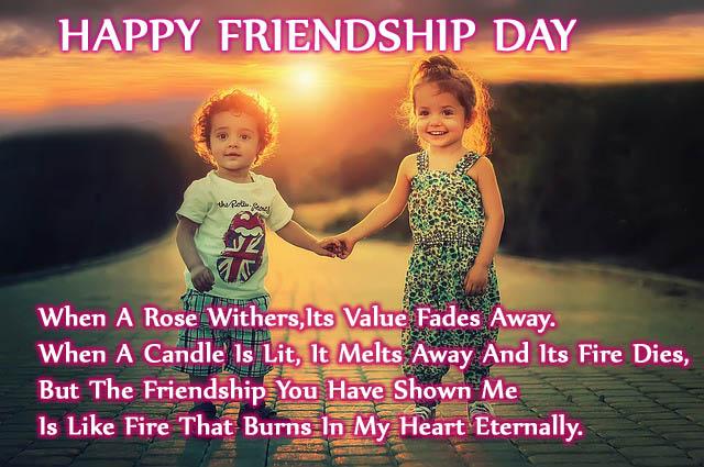 Best Friendship Day Advance Msg