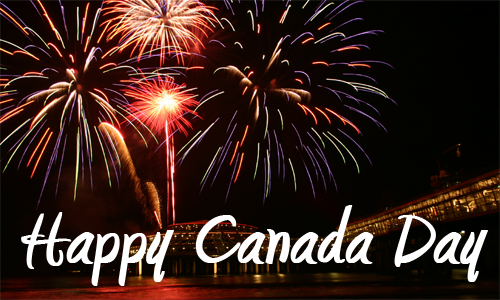 Canada Fireworks Images