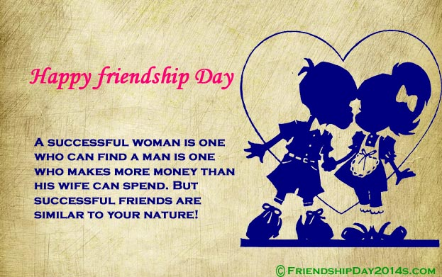 Friendship Day Best Famous Quotes