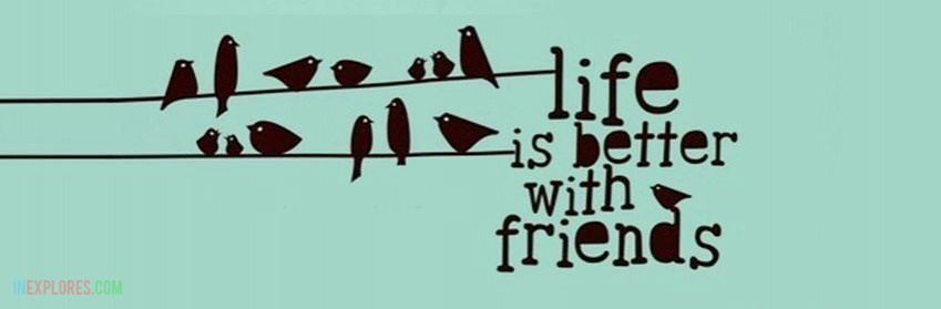 Friendship Day Facebook Timeline Cover Photos
