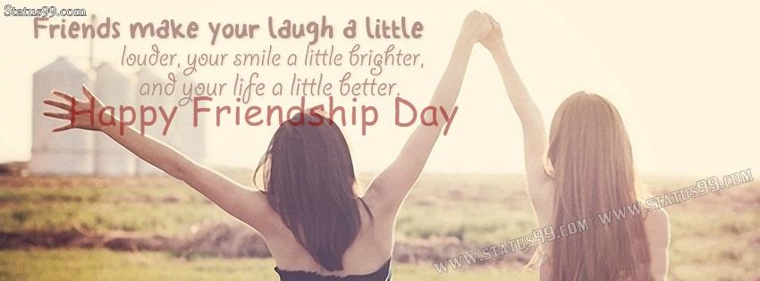 Friendship Day Facebook Timeline Photos