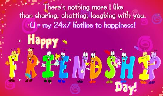 Funny Friendship Day Messages