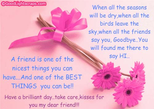 Friendship Day Greetings Messages For Friends