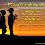 Friendship Day Quotes Pics Images Wallpaper, Happy Friendship Day Shayari