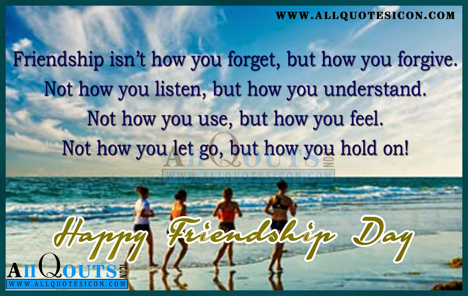 Friendship Day Quotes in English