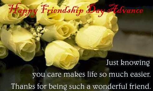 Happy Friendship Day Advanced Messages Images Wallpapers, Photos Pictures