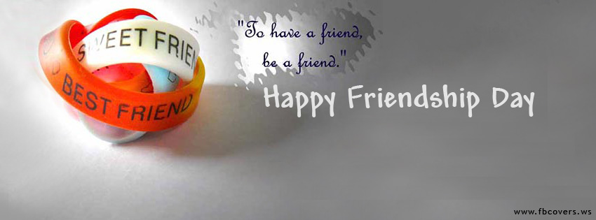 Happy Friendship Day Pictures for Facebook