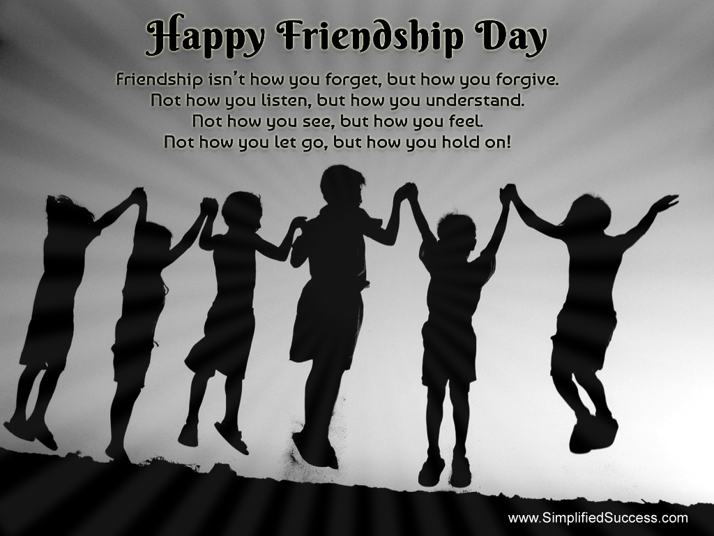 Happy Friendship Day Quotes and Sayings