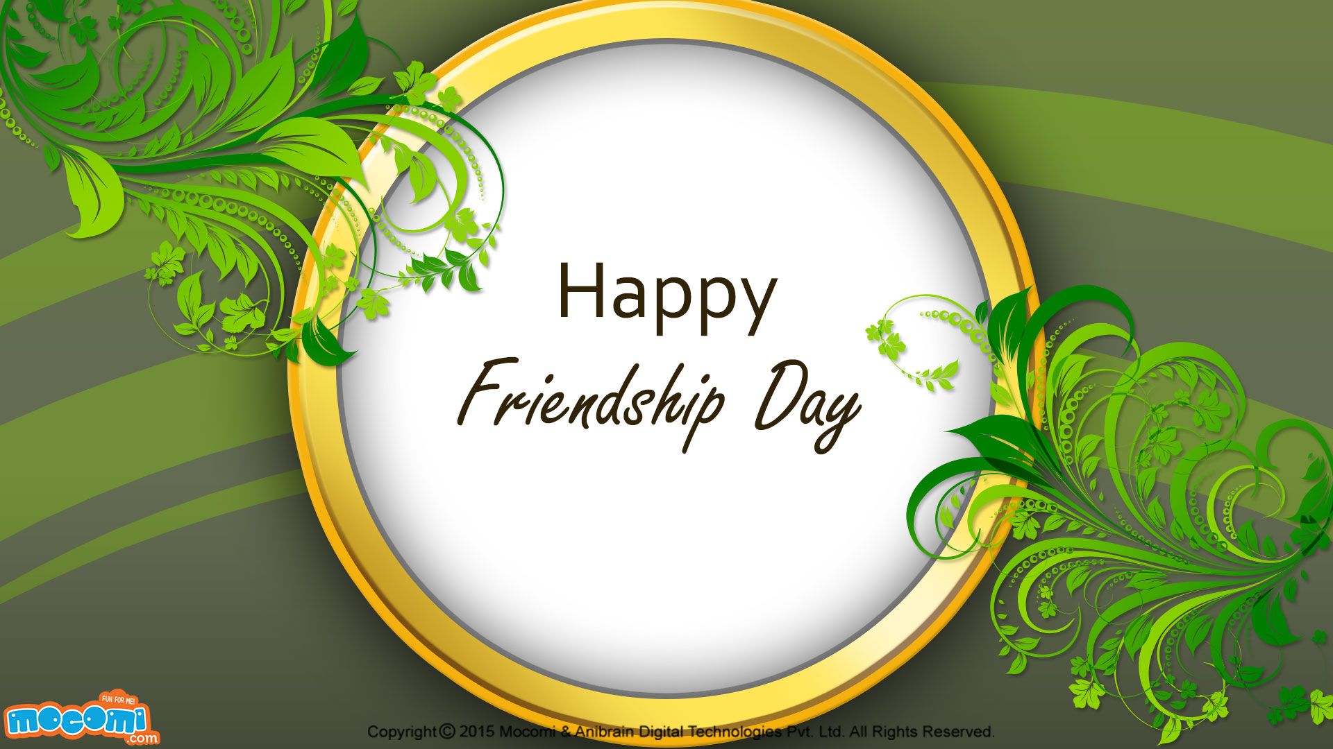 Happy Friendship Day Wallpapers For Desktop Get Quotes Wishes