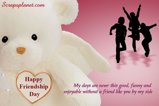 Happy Friendship Day Wishes for Best Friend