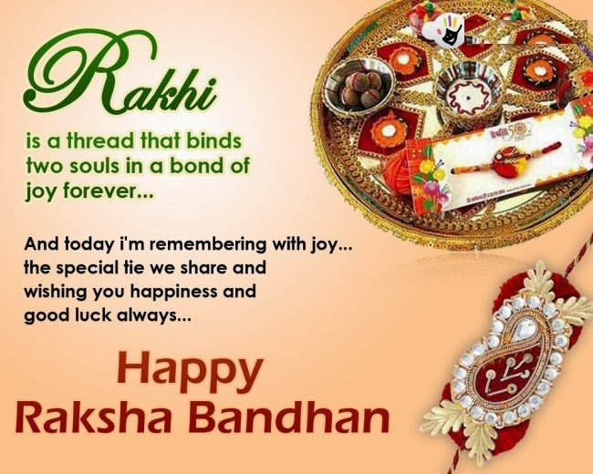 Happy Raksha Bandhan Quotes 2016
