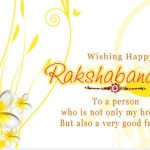 Happy Raksha Bandhan Quotes and Sayings in English Hindi For Sister