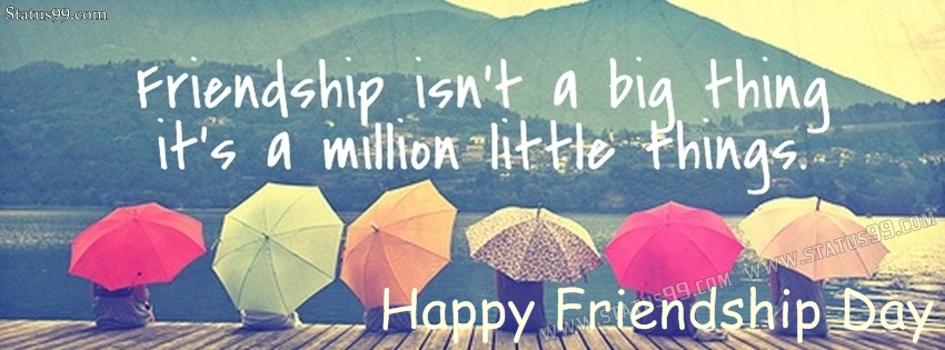 Happy friendship day wishes quote