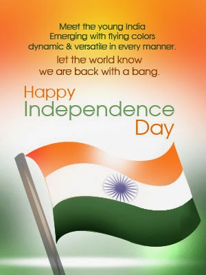 Independence day Short Poems in English