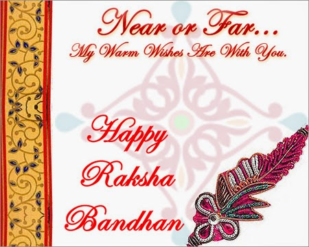 Top Messages For Raksha Bandhan in English For Brother