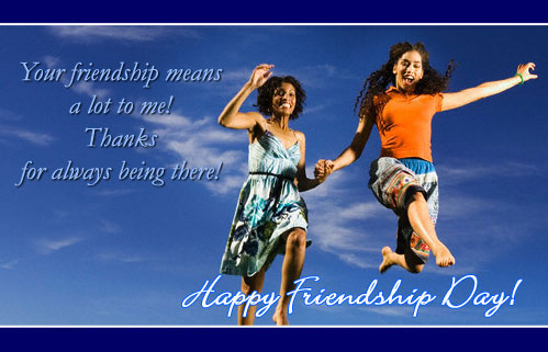 Wishes For Friendship Day 2016