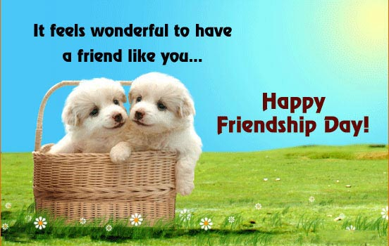 Wishes for Happy Friendship Day