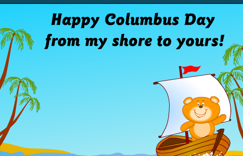 Columbus Day Wallpapers free download