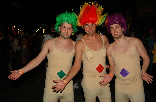 Funny Halloween Trolls