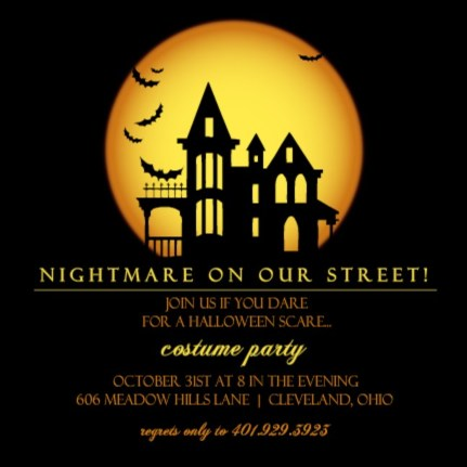 Halloween Party Quotes