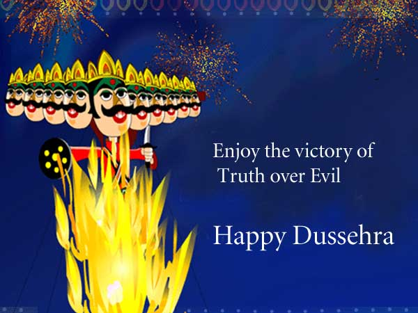 Happy Dussehra 2016