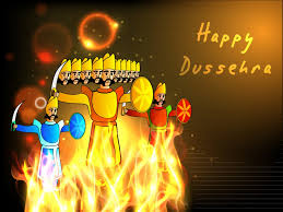 Happy Dussehra Cards