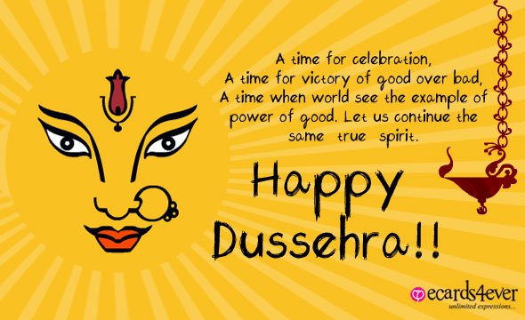 happy dussehra greetings