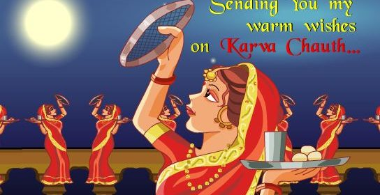 Happy Karva Chauth 2016 Photos