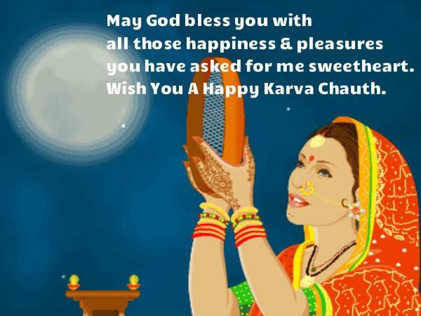 Marathi Karva Chauth Quotes
