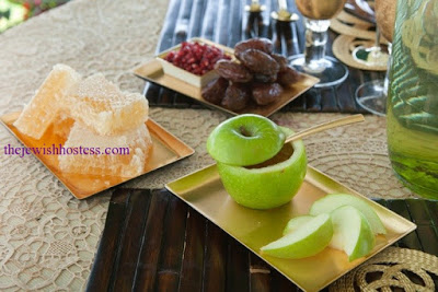 Rosh Hashanah decorationsRosh Hashanah decorations