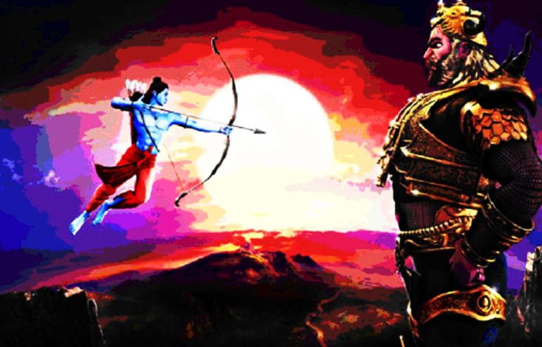 Vijayadashami Animated HD Wallpaper