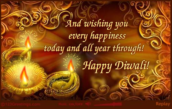 Deepavali Wishes Messages