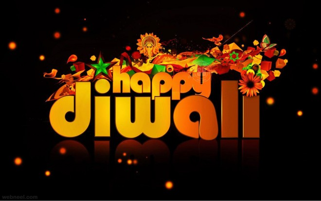 Deepawali Wishes Greeting Cards