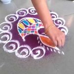 Best Rangoli Design for Diwali, Pictures of Diwali Rangoli