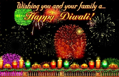 happy diwali wishes sms in english