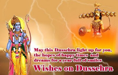 happy dussehra messages pics