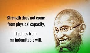 quotes related to gandhi jayanti