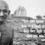 Famous Gandhi Jayanti Inspirational Quotes, Gandhi Jayanti Speech 2016