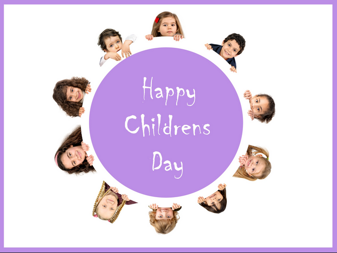 Childrens Day Quotes Images