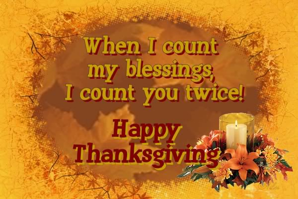 Happy Thanksgiving 2016 Messages