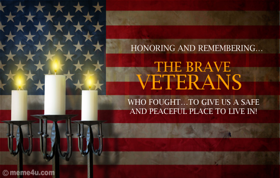 Happy Veterans Day Quotes 2016