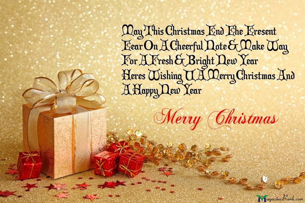 Merry Christmas 2016 Greetings