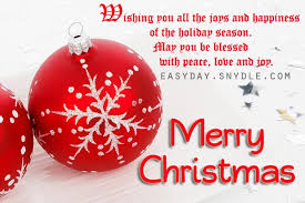 Merry Christmas 2016 Messages