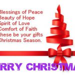 Merry Christmas Wishes Messages Quotes for Friends