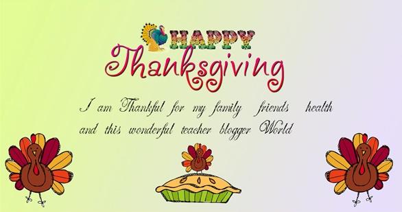 Thanksgiving Whatsapp Status