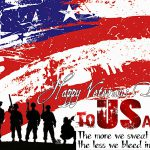 Happy Veterans Day Thank You Cards Quotes Messages
